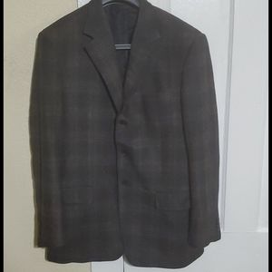 Authentic cashmere blazer vtg